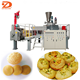 Automatic 2d 3d pellet snack food papad extruder extrusion machine