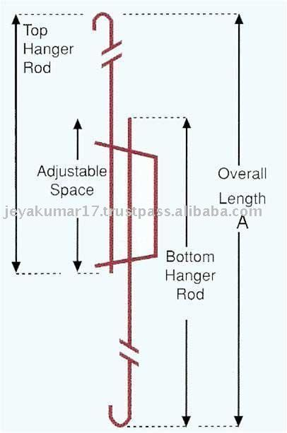 High Quality Adjule Suspended Ceiling Systems Accessories Hanger System