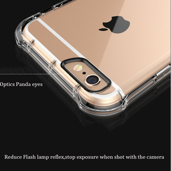 DFIFAN phone case for iphone 6 ,hot selling mobile case ,soft and flexible anti shock air sac cover for iphone 6s