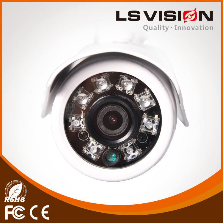 LS VISION ir camera weatherproof license plate rearview reversing camera ip camera supplier