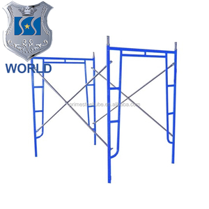 Construction Scaffolding Frame Type System