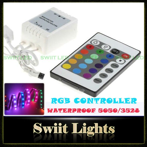 24Key Muti-functiondmx DMX RGB LED Controller