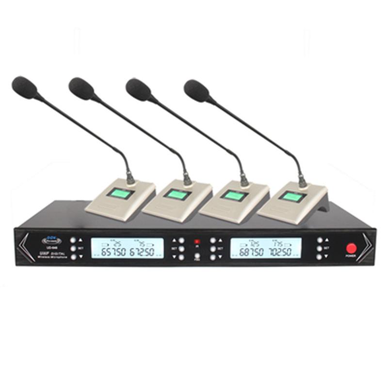 Table De Conférence Microphones Promotion-Achetez des