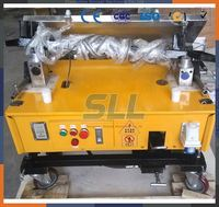 SINCOLA new models automatic sand and cement plaster finishing tools with good quality and cheap price