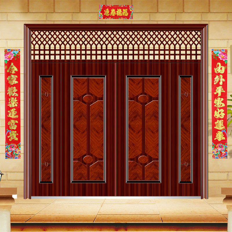 Chinese style Spring Festival Couplets 2016 Chinese New ...
