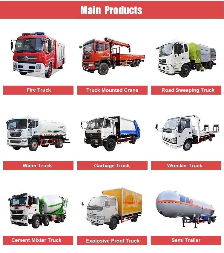 Brand New Truck Mini Kraan Met Hoge Kwaliteit
