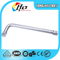 Multifunction Hand Tools L Type Socket Wrench With Hole