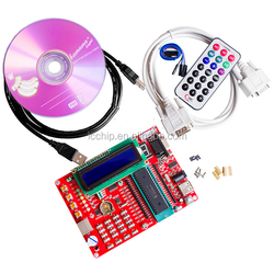 High Quality Pic development board pic16F877A microcontroller learning board kit