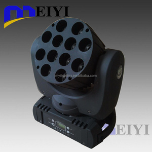 12*10w 4in1 led moving head beam light sharpy