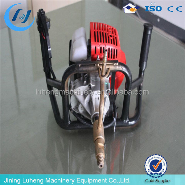 High quality underground geotechnical field handheld diamond core drill for sale