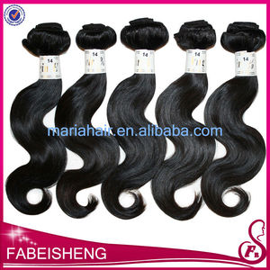 Grade 5a factory wholesale brazilian hair full cuticle no hair removal cambodian body wave