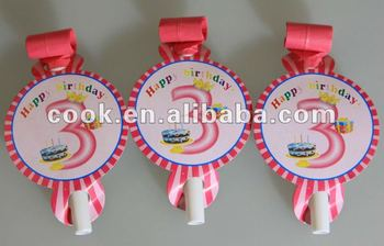 3 Year Old Birthday Party Gift