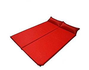MHGAO Automatic inflatable cushions/moisture/lunch break//extended/double/thickening belt pillow