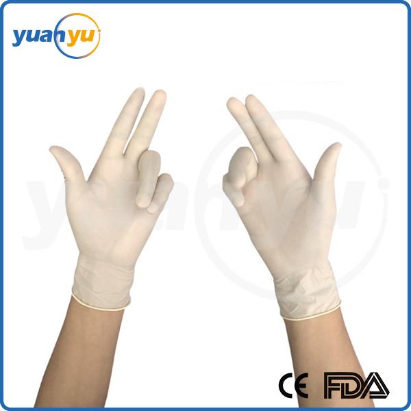 девушки латекс перчатки