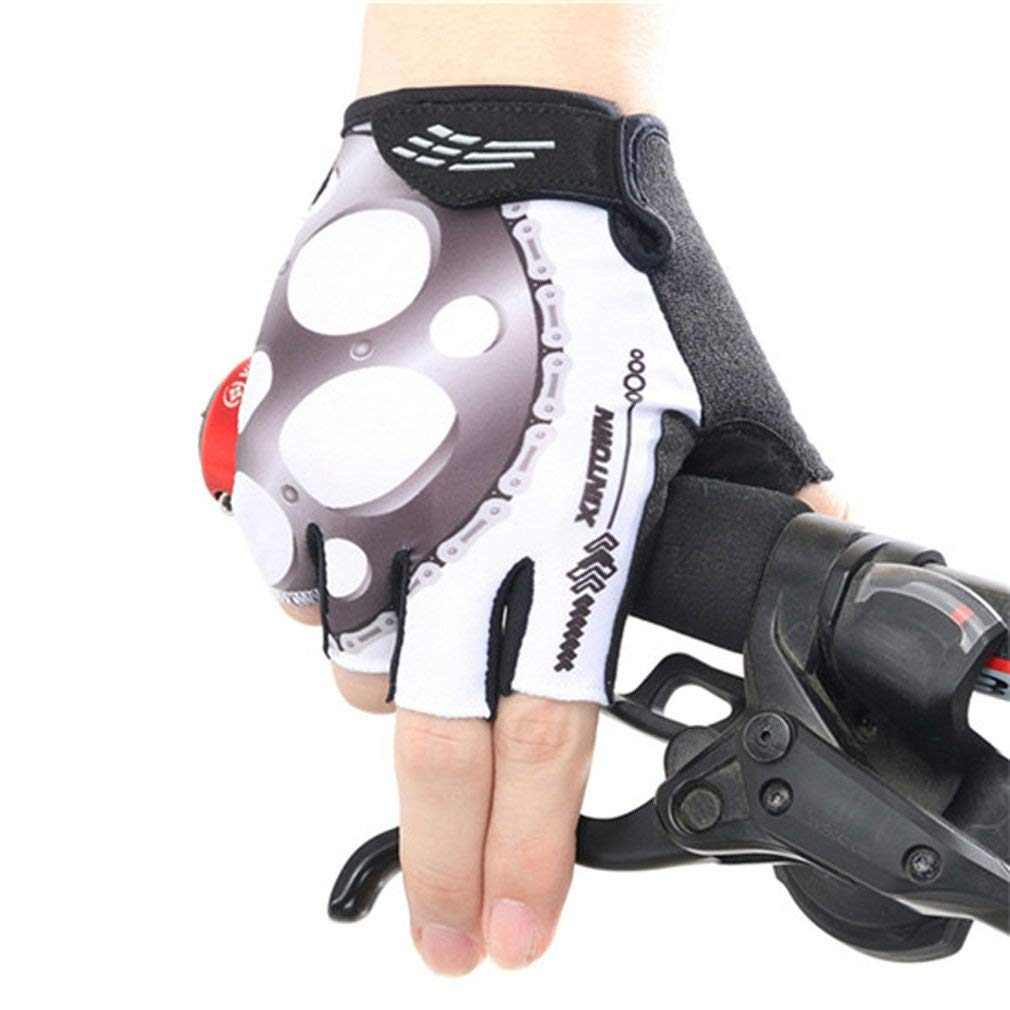 Cycling Gloves Half Finger Sport Outdoor Tactical MTB Bicycle Racing Riding
