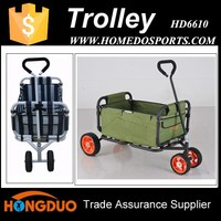 Garden or beach hand trolley cart for baby