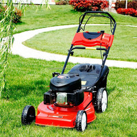 21inch lawn mower grass cutting equipment/walk behind lawn mowing machine with CE