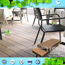 good price wood plastic composite decks guangzhou outdoor wpc swimming pool