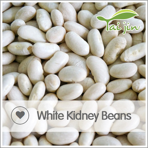 Organic Large White Kidney Beans On Sale