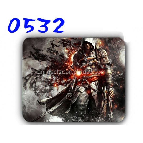 Hot Anime Assassin's Creed Anime Mouse Pad