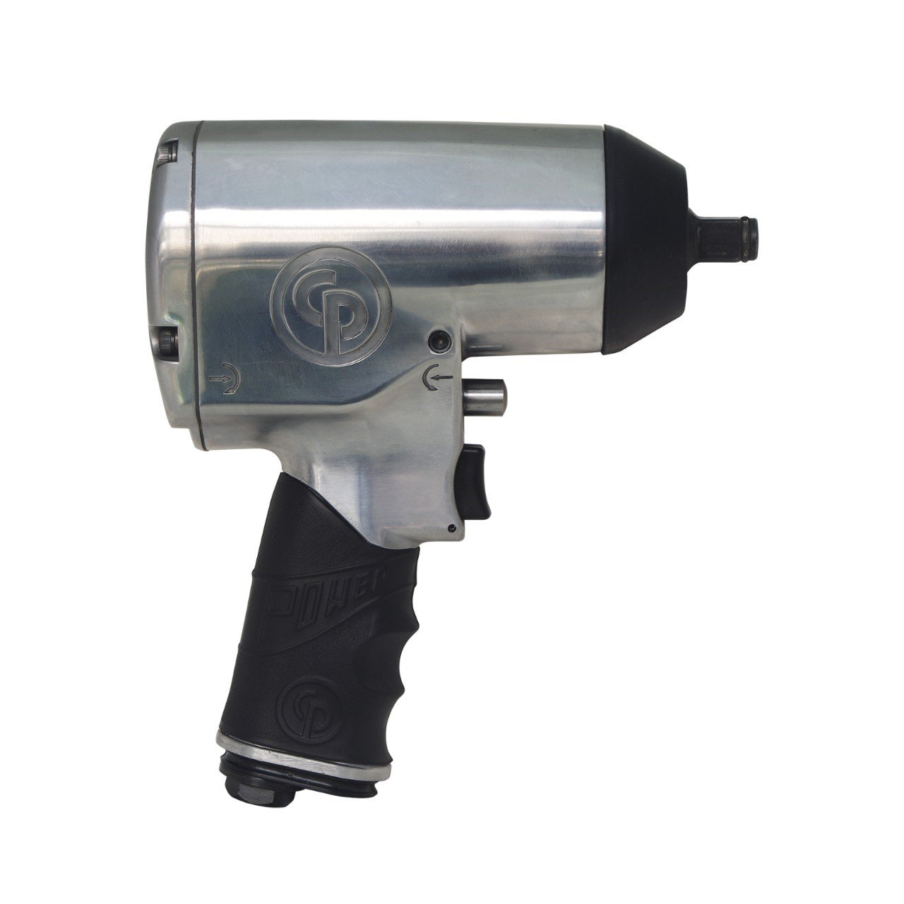 Chicago Pneumatic CP749 1/2-In. Drive Super Duty Air Impact Wrench - Pneumatic Tool with 4-Power Settings. Power and Hand Tools