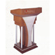 modern designs wooden podium pulpit stands for church