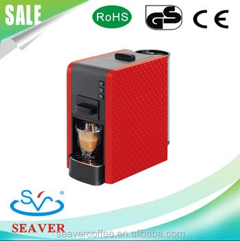 Nespresso Compatible Multi Capsule Coffee Machine 110v