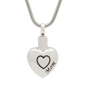 Wholesale high quality mom dad heart keepsake pendant ashes urn wholesale high quality mom dad heart keepsake pendant ashes urn necklace cremation jewelry mozeypictures Image collections