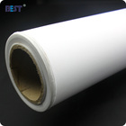 Best Textile 120gsm white 100% polyester inkjet printing fabric for roller blind