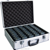Professional Tour Guide System Storage Suitcase for tour guide transmitter and receivers