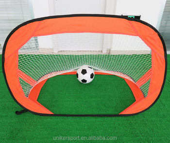 Foldable Outdoor And Indoor Soccer Or Football Pop Up Goal