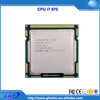 Best selling lga1156 socket 2.93GHz cpu processor i7-i7 870