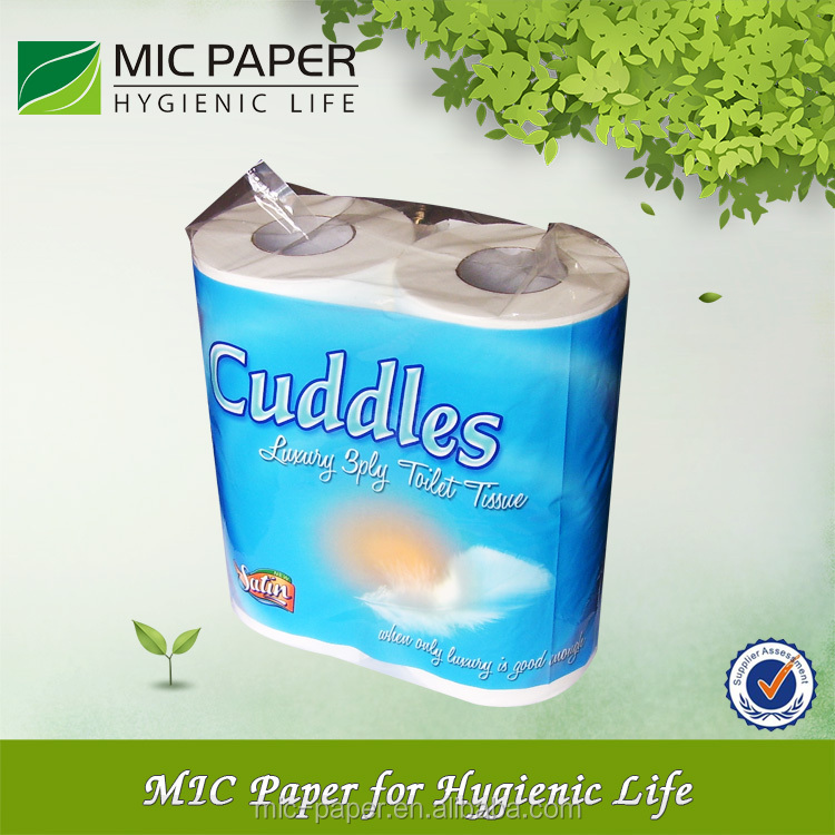 Wholesale Roll Paper Tissue / custom printed Roll Paper