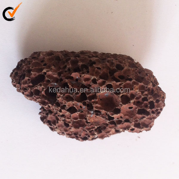 All Types of Black and Red Volcanic Pumice Stones