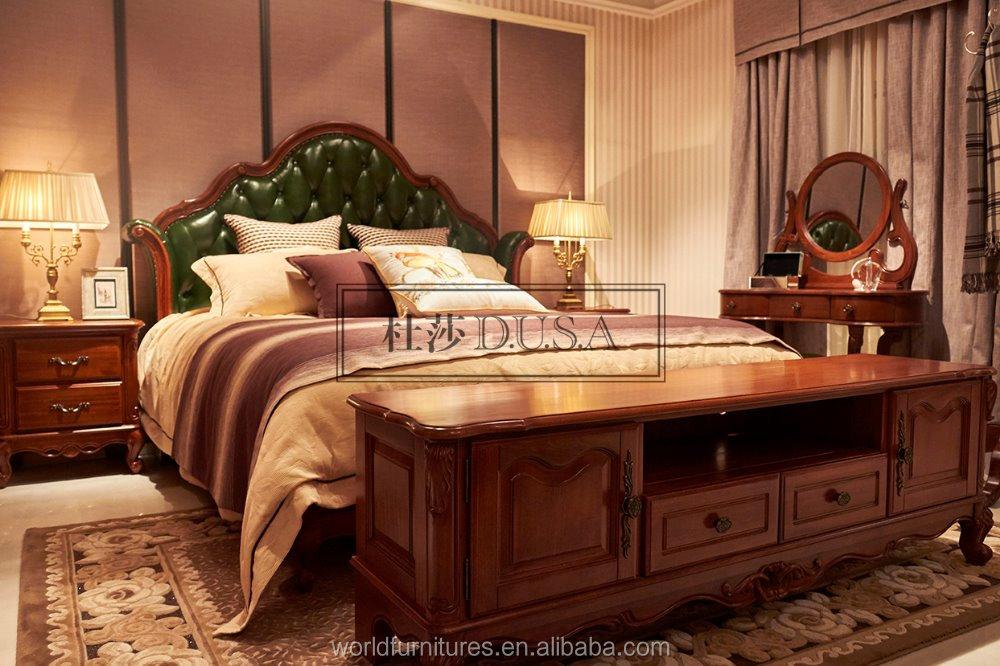 Venta al por mayor dormitorios tallados lujos compre online los ...