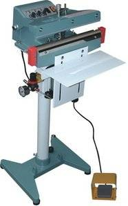 """AIE-805FA Pneumatic 32"""" Impulse Auto Foot Sealer / Bag Sealer (5mm Seal) from ABC Office"""