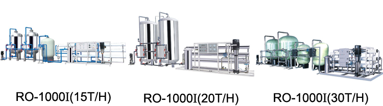 Jiangmen Fostream RO ระบบ Reverse Osmosis Water Purification Machine