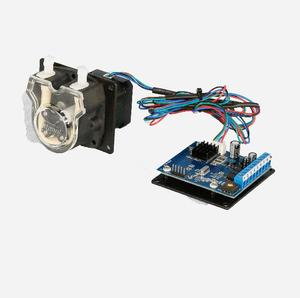 small 12v roto flow rate peristaltic pump