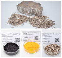 Minor metal bismuth ingot/powder/granules/trioxide,/needle