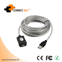 32ft 10M USB 2.0 A Male to A Female Active Extension / Repeater Cable