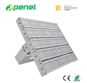 The adjustable portable dimmable Modular 500w IP66 outdoor export Spain Portugal led stadium light