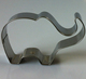 Elephant Shapes Stainless Steel Cookie Biscuit Cutter
