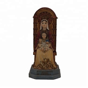 Religious Statues Resin Blessed Virgin Mary Statue Goddess Figurine