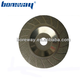 Excellent quality electroplated diamond cutting blades
