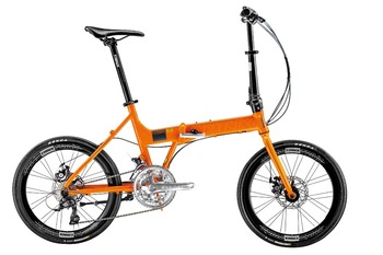 20 inch Aluminum alloy folding bike with R3000 27 speed from Trinx Bicycle Factory