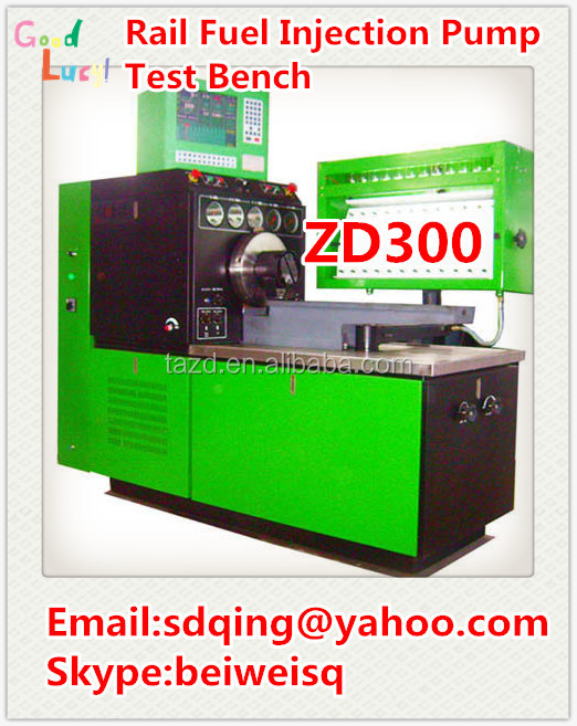 High qualityEPT-ZD300 Common Rail Fuel Injection Pump Test Bench