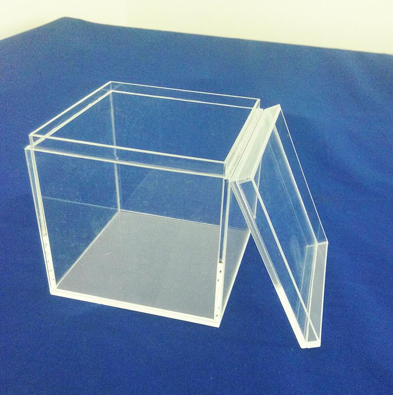 platz acryl box plexiglas aufbewahrungsbox mit deckel anzeigen zahnstangen produkt id. Black Bedroom Furniture Sets. Home Design Ideas