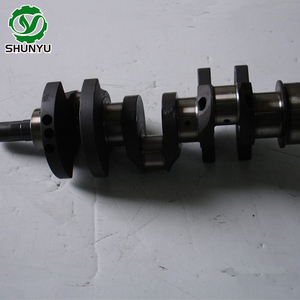 JIANGDONG diesel engine spare parts TY295 crankshaft