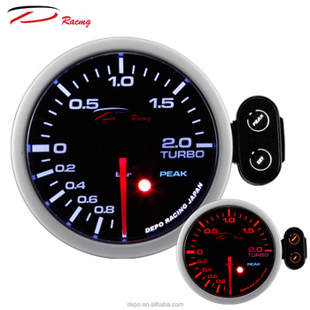 52mm Depo Racing Touch Panel Stepper Motor Turbo Boost Gauge - Buy Turbo  Boost Gauge,Boost Gauge,Depo Product on Alibaba com