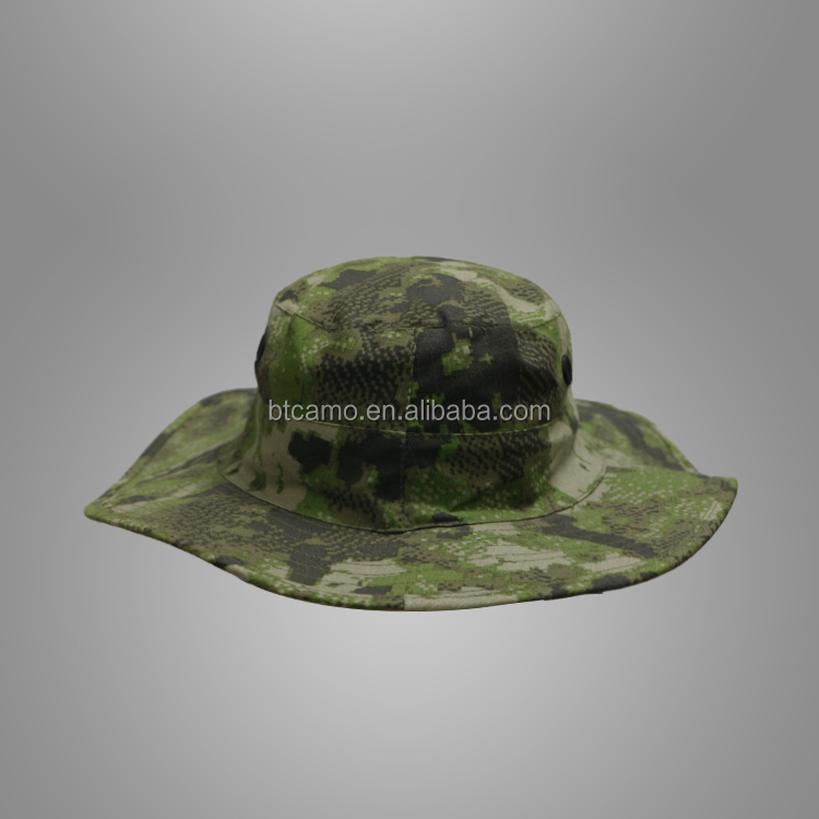 Digitale Camouflage Militaire Emmer Hoed
